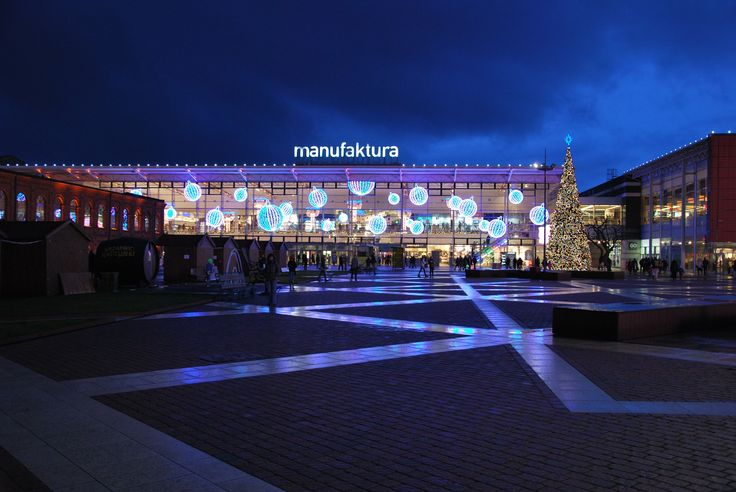 Manufaktura - Lodz, Poland