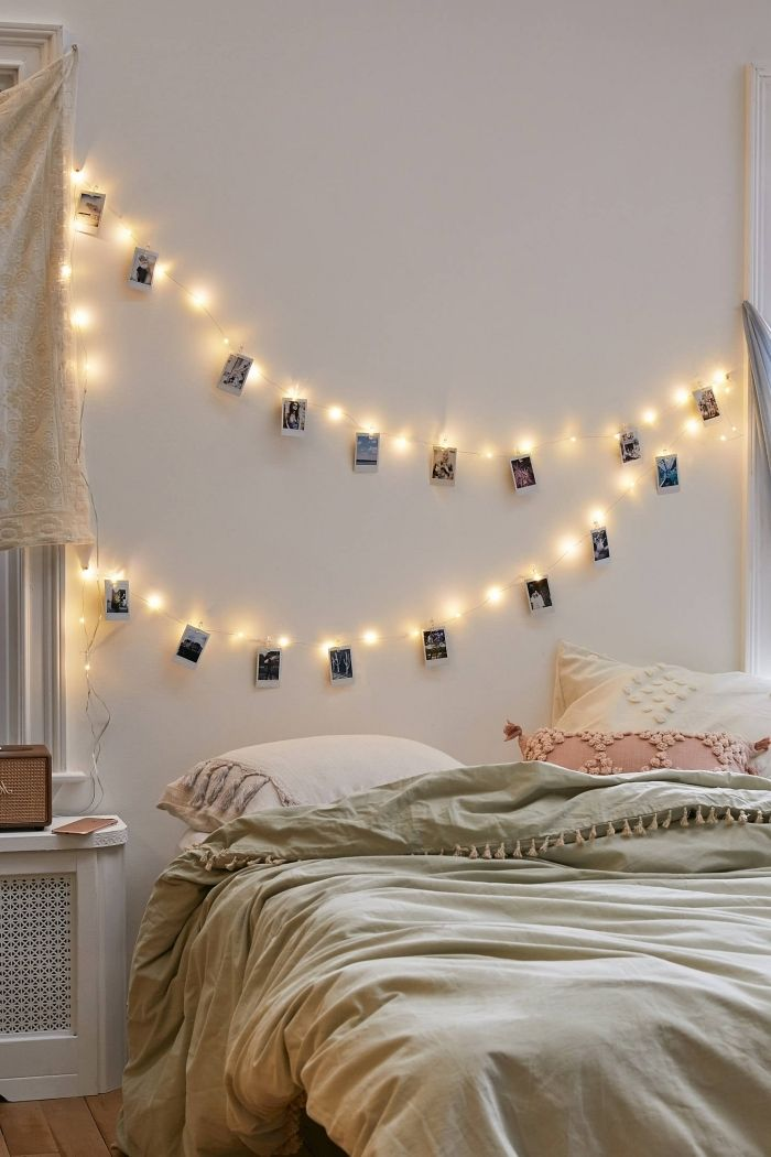 39+ Guirlande lumineuse dans une chambre ideas