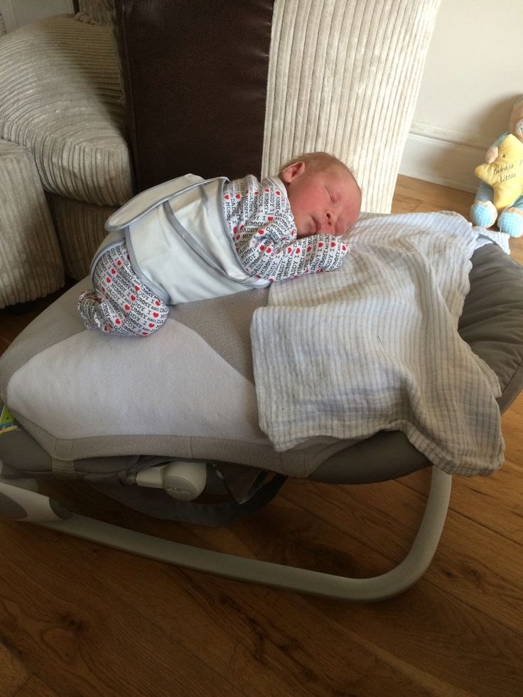 Beautiful baby Jenson, loving his babocush xx