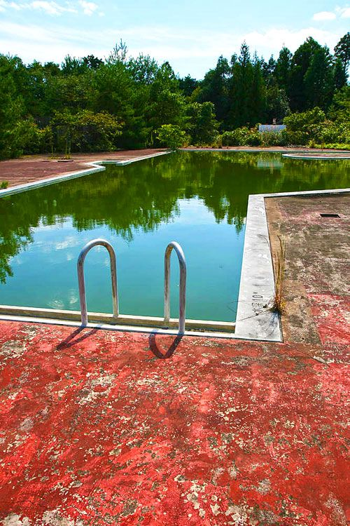 17 Best Images About Abandoned Pools On Pinterest Resorts University Of Rochester And Pools