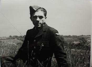 Emil Boček v roce 1943