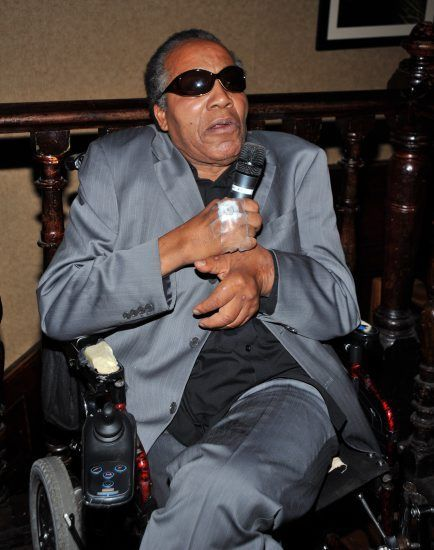 FRANK LUCAS, notorious Harlem gangster