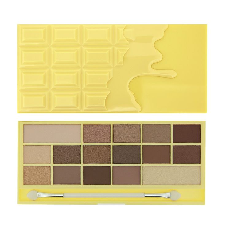 I ♡ Makeup Naked Chocolate - Chocolate Palette - PALETTES