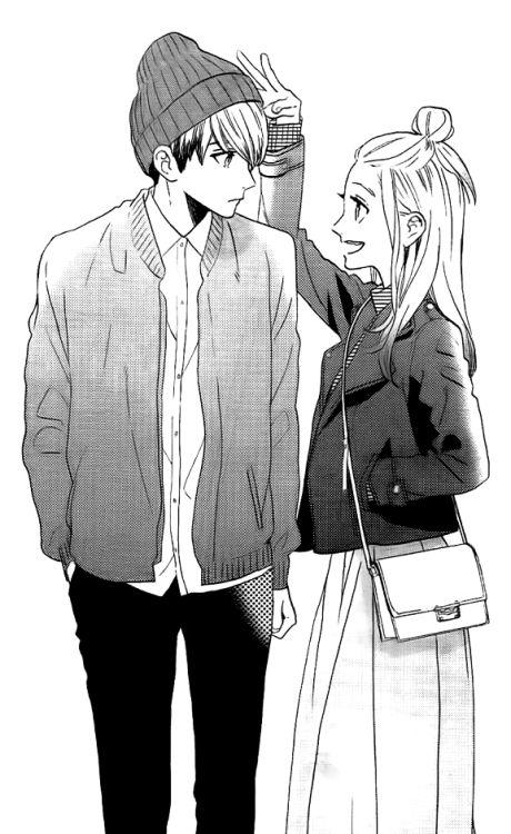 Manga: tsubaki chou lonely planet