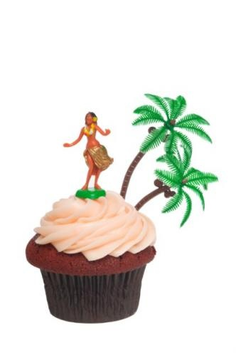 Hawaiian Theme Cakes [Slideshow]