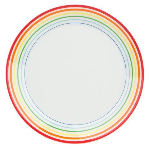 Arzberg - Tric Colours Plate 22cm   Peter's of Kensington