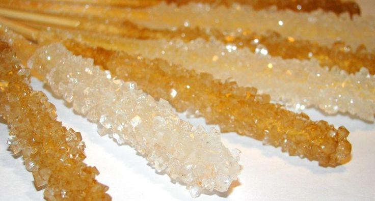 Kandis cukor pálcika recept   APRÓSÉF.HU - receptek képekkel