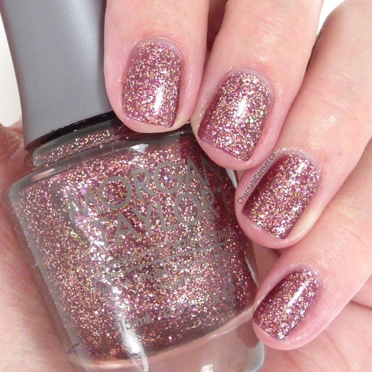 Morgan Taylor nail polish in I'm The Good Witch