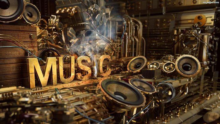 Muzyka, Głośniki