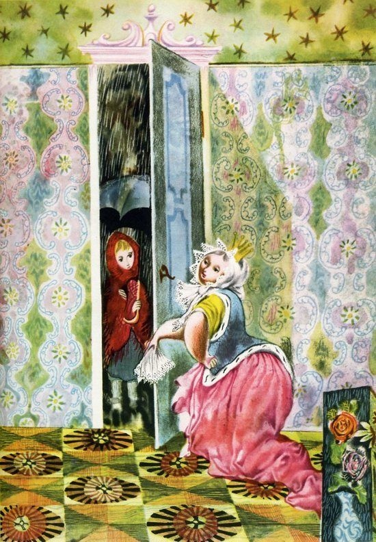 "«Tales of Hans Christian Andersen"" Illustrator Jiří Trnka Country Czech Republic Year 1966 Publisher Artiya"