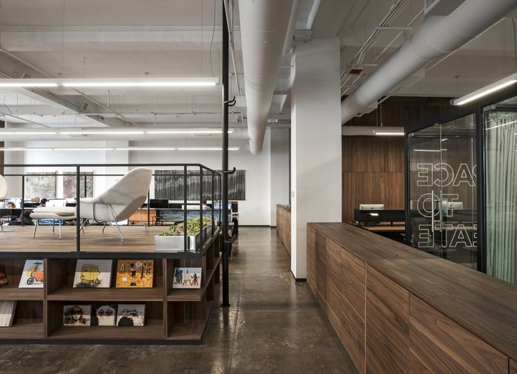 Gallery of fifty three inc add 1 workspace designoffice space designinterior