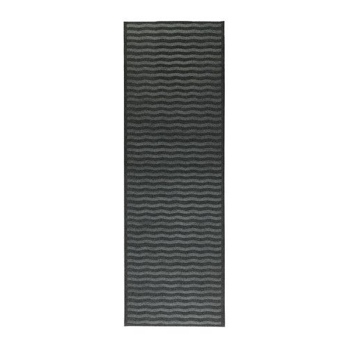 LYNÄS Rug, flatwoven IKEA The rug is easy to vacuum and maintain so it's ideal for high traffic areas like hallways in your home. $9.99