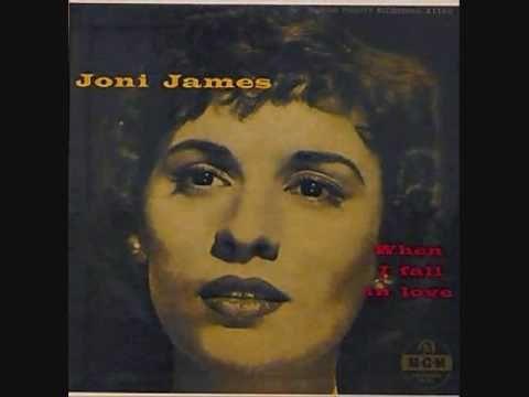 Joni James - When I Fall In Love (1955)
