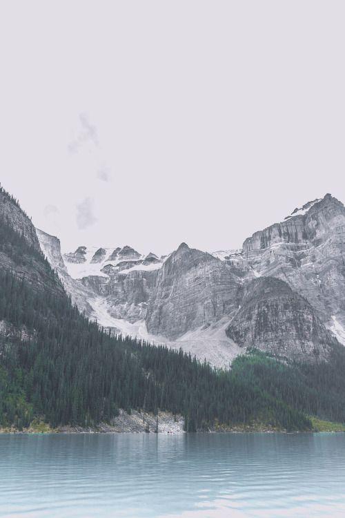 lvndscpe:  Banff Canada   by Redd Angelo