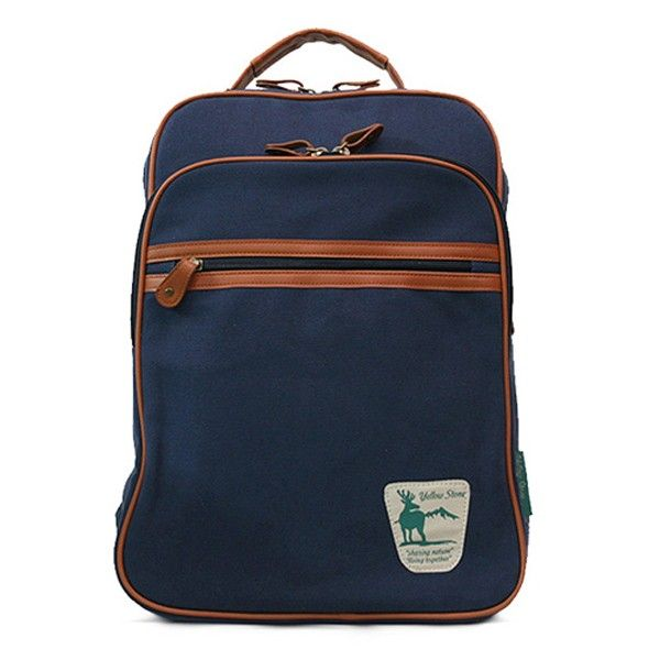 Best backpack for college Unisex School Book bag Yellowstone 1005