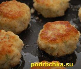 Вкусные котлеты из трески | Любимые блюда