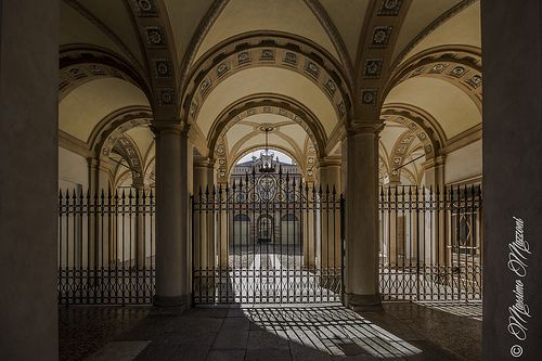PIACENZA - Palazzo Anguissola da Grazzano ® Massimo Mazzoni www.facebook.com/lefotografiedimassimo