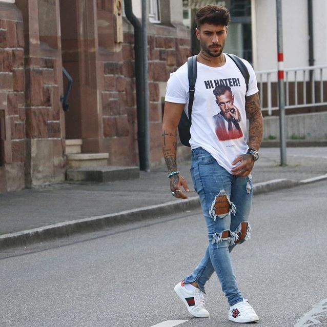 7a25bbbdc0a Gucci shoes tshirt jeans back pack bag. Gucci shoes tshirt jeans back pack  bag Fashion Guide