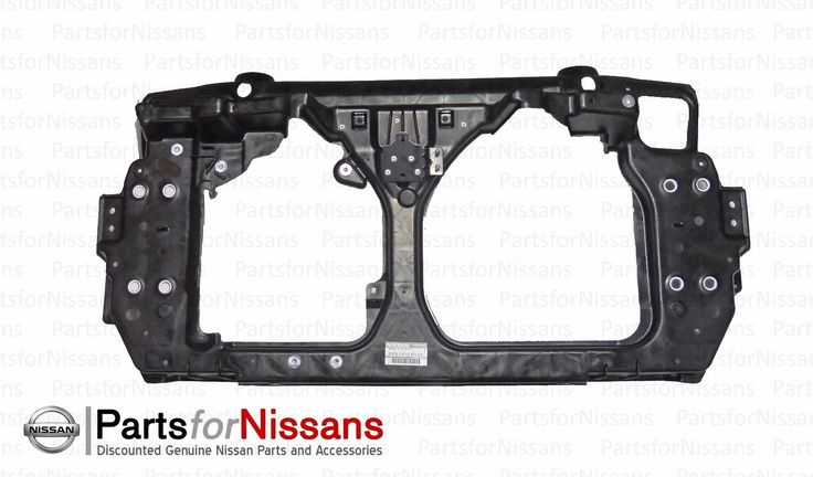 Nice Awesome GENUINE NISSAN 2003-2007 350Z  RADIATOR CORE SUPPORT NEW OEM 62510-CD100 2017/2018 Check more at http://24auto.ga/2017/awesome-genuine-nissan-2003-2007-350z-radiator-core-support-new-oem-62510-cd100-20172018/