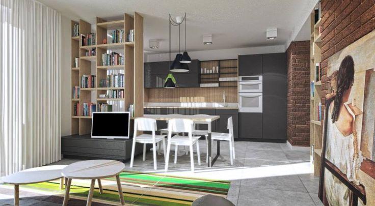 #interior by Architekti on:off #kitchen www.onoff.sk