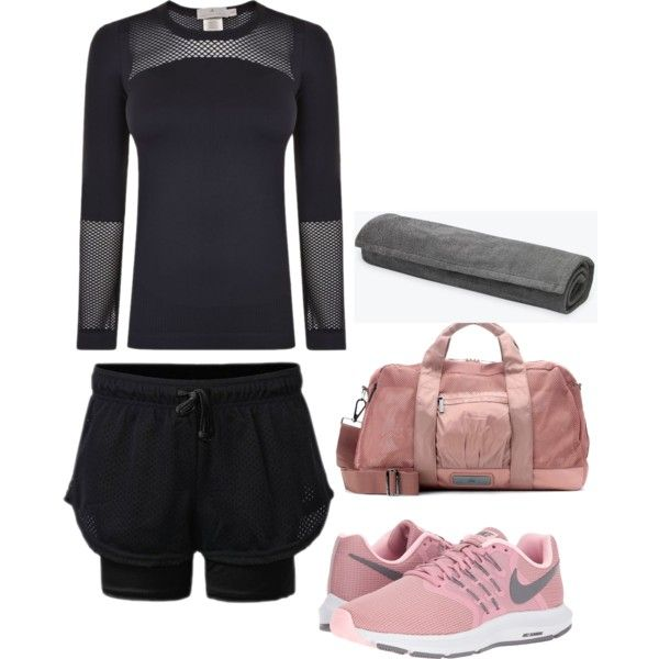 What to Wear to a Gym? N.2