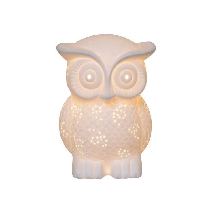 cute owl lamp