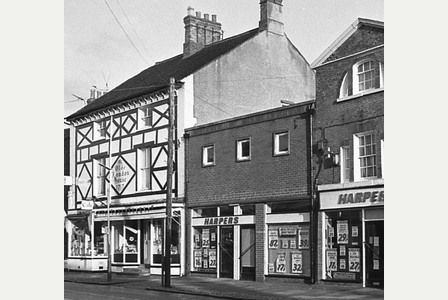 Times Gone By 1981: A walk down Eccleshall High Street
