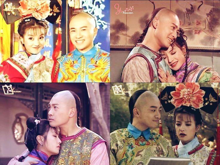 LOVE !!!! Return of the Pearl Princess/Huan Zhu Ge Ge