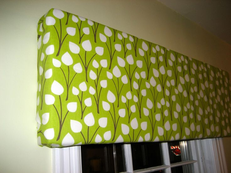 Gt Diy Window Cornice Valence Great With The Perfect Fabric