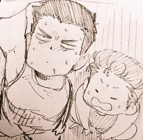Mitsui and hanamichi