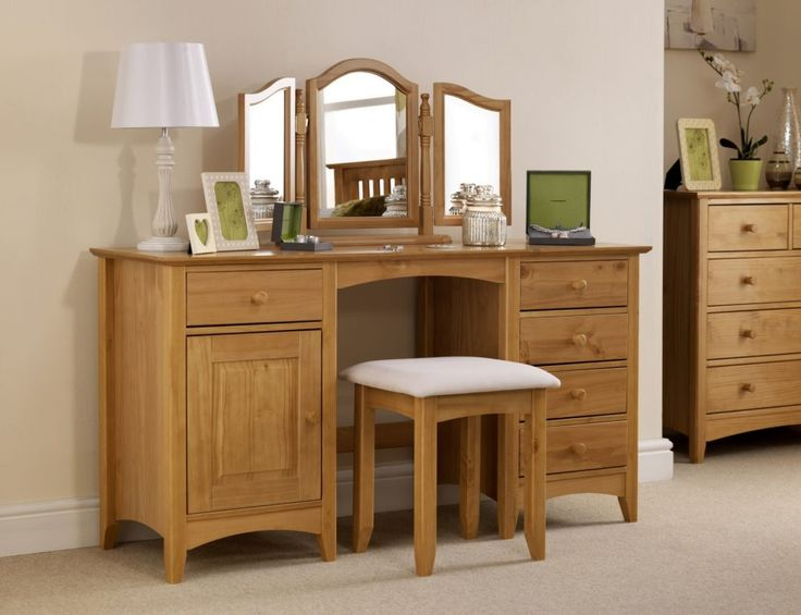 25 best ideas about dressing table mirror on pinterest bedroom dressing table dressing table. Black Bedroom Furniture Sets. Home Design Ideas
