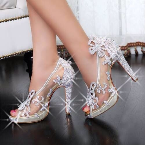 Cinderella Shoes my favourite shoe of all time.... love them