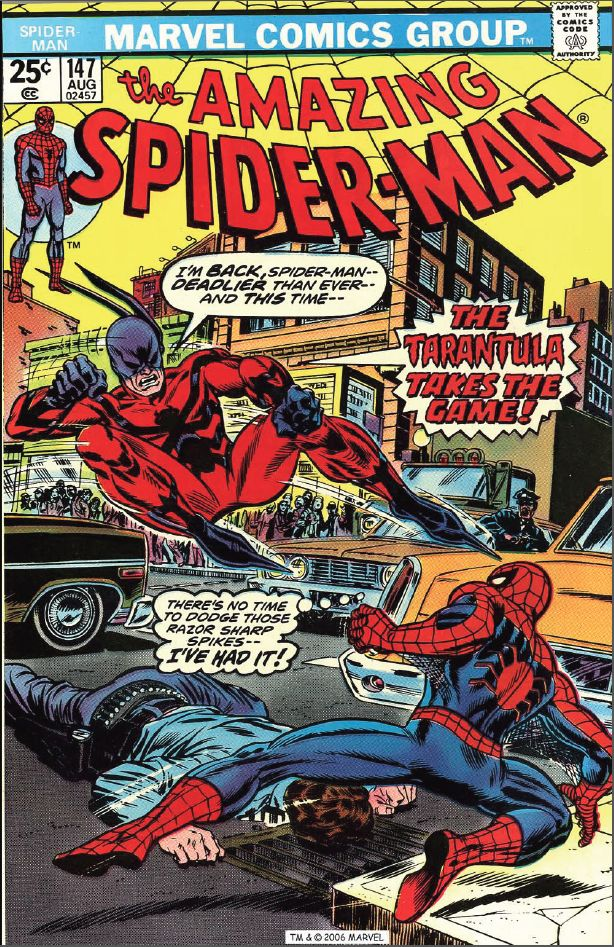 At4w Spider Man Power And Responsibility Essay - image 11