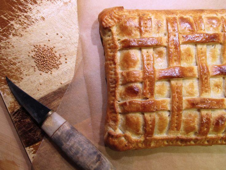 Peltilihapiirakka – Meat Pie