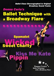 Instructional Ballet Class CD & Video