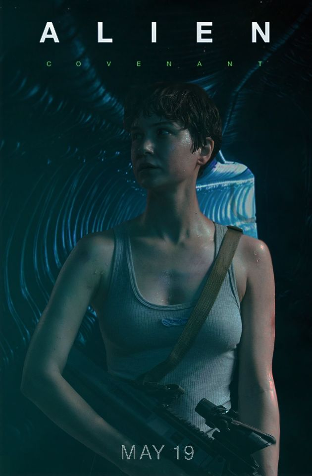 Alien: Covenant poster – Poster Spy