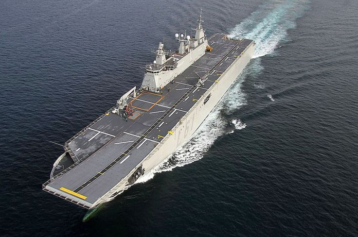 Yeni Amiral Gemimiz TCG Anadolu | Askeri TV