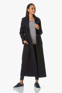 Lange jassen - een klassieke of trendy lange jas