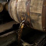 Barrel of Wild Turkey Bourbon, Lawrenceburg, KY