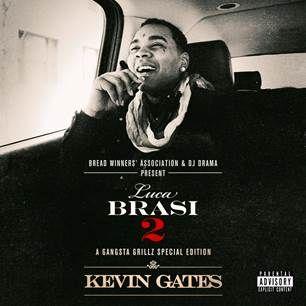 """KEVIN GATES ANNOUNCES """"LUCA BRASI 2: A GANGSTA GRILLZ SPECIAL EDITION MIXTAPE"""""""