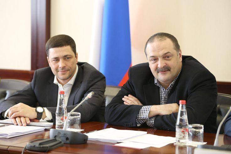Заседание оргкомитета по подготовке и проведению Северо-Кавказского молодежного форума «Машук-2016»