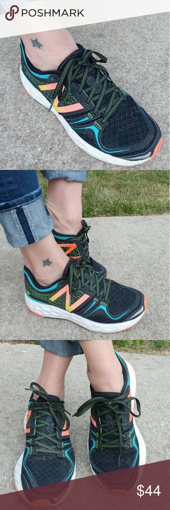 Skate shoes ankle support - New Balance Black Running Shoes Like New Super Cute And So Comfy Lots Of