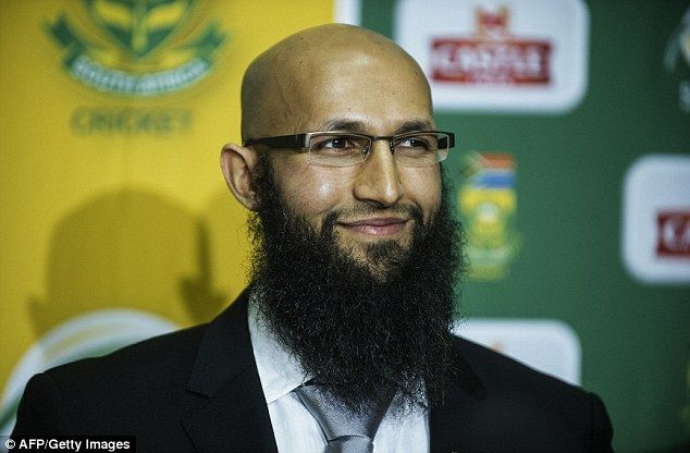 Hashim Amla named as South Africa's new Test captain following Graeme Smith's international retirement