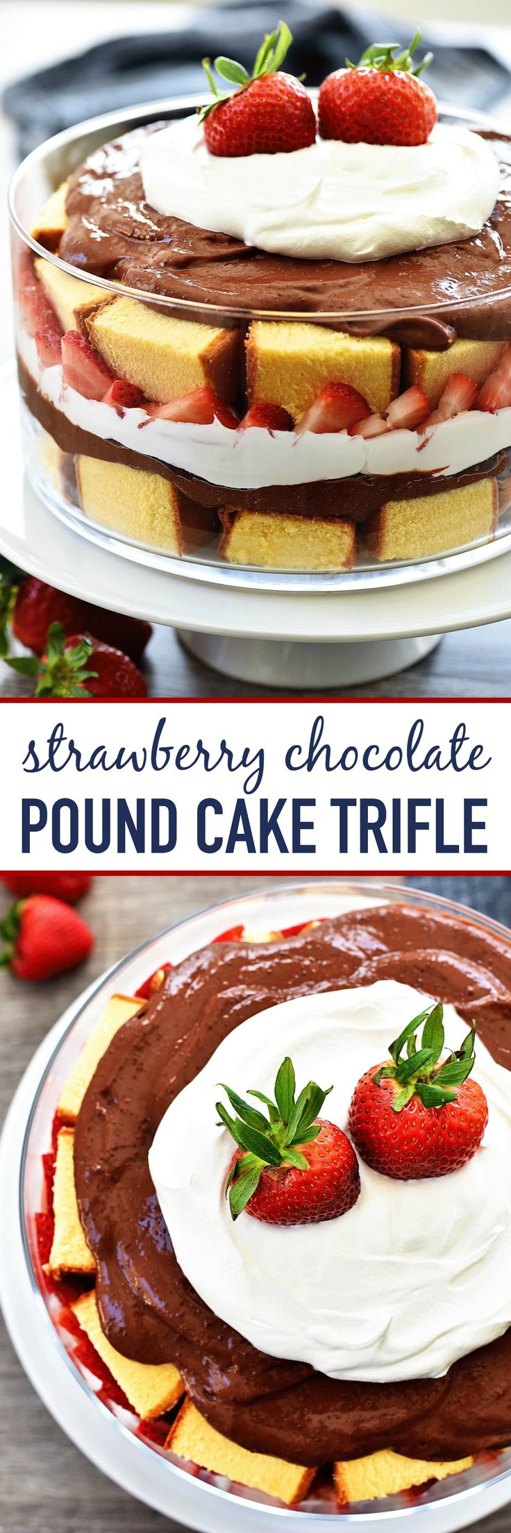 Last Friday, after my girls were out of school, we got together in the kitchen and whipped up this incredible STRAWBERRY CHOCOLATE POUND CAKE TRIFLE! I've come to love being with my girls in the kitchen. Not too long ago it honestly gave me anxiety to have my kids cook with me. Terrible, I know.... Read More »