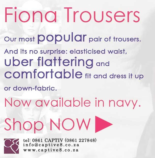 Fiona Trousers