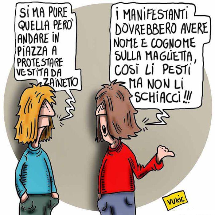 ITALIAN COMICS - Pierpaolo Pasolini: io sto con i poliziotti…