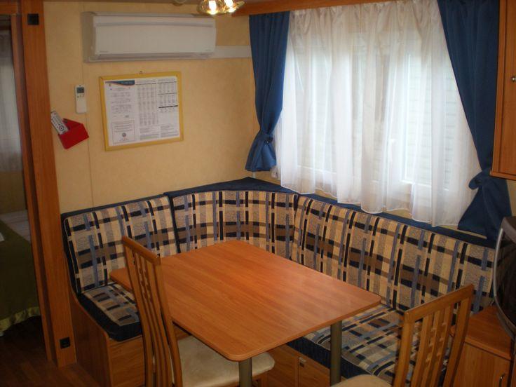 Maxicaravan - soggiorno