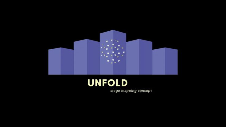 UNFOLD | Stage mapping on Vimeo