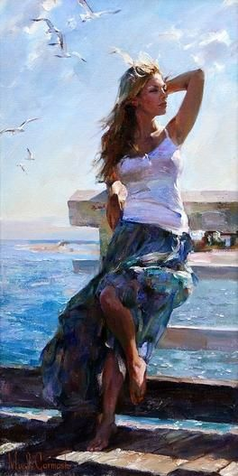 You can not forget it easily| Michael and Inessa Garmash At the Marina