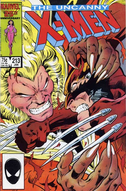 Marvel Comics of the 1980s: The Wolverine Week - My Favourite Wolverine Covers of the 1980s